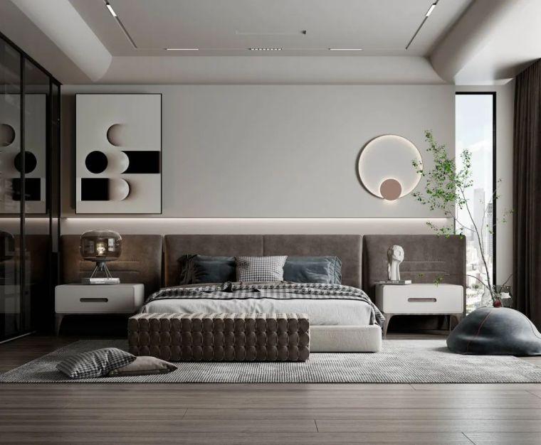 2021最新卧室设计|80款_11