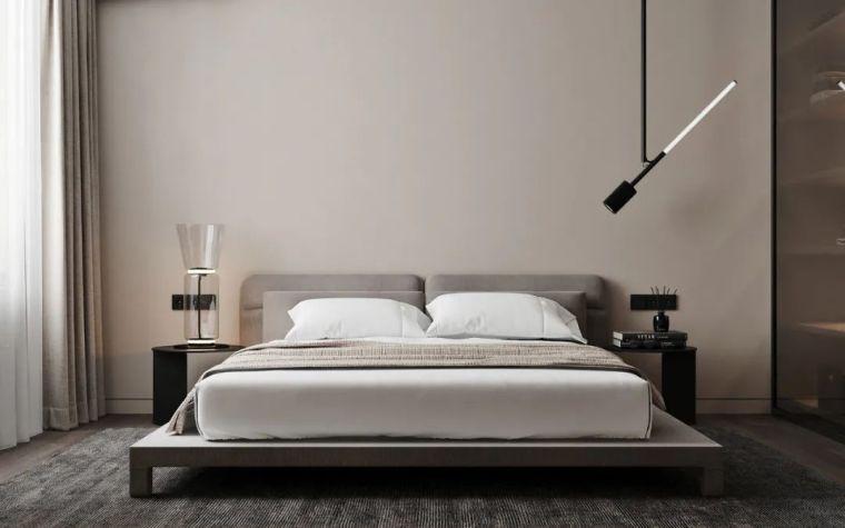 2021最新卧室设计|80款_12