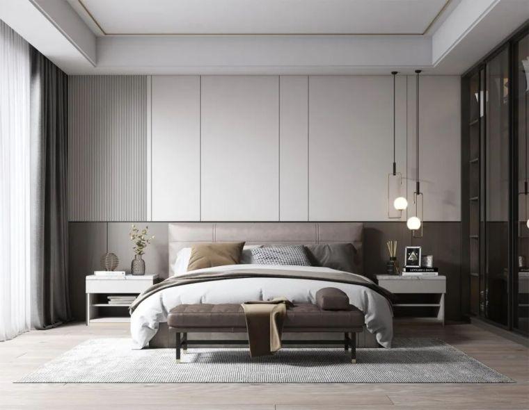 2021最新卧室设计|80款_14