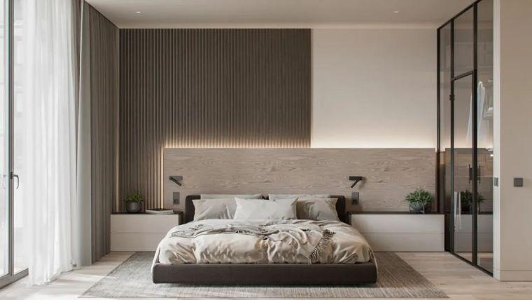 2021最新卧室设计|80款_20