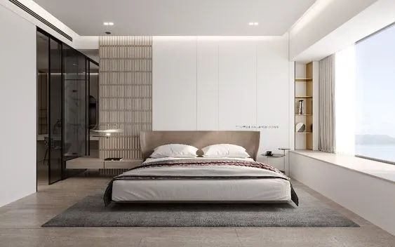 2021最新卧室设计|80款_21