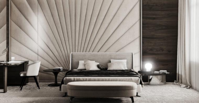 2021最新卧室设计|80款_30