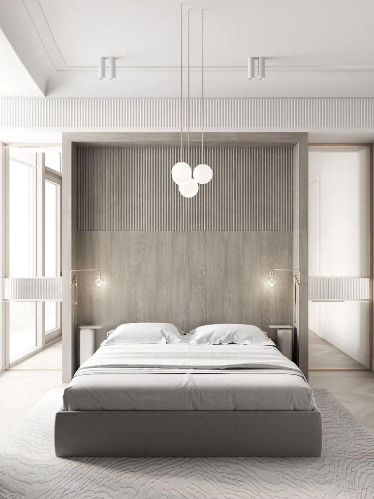 2021最新卧室设计|80款_53