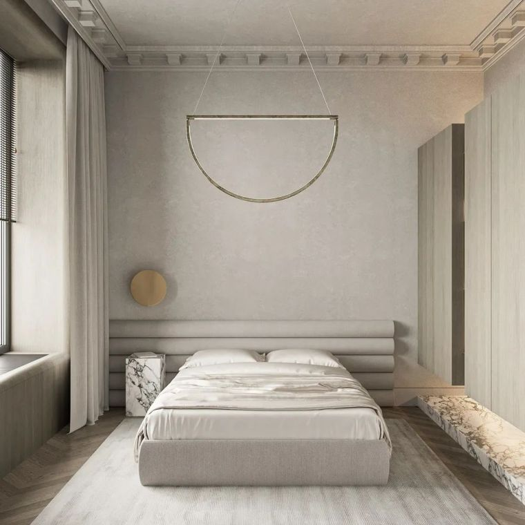 2021最新卧室设计|80款_56