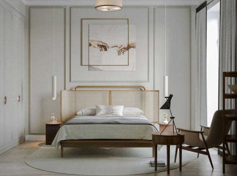 2021最新卧室设计|80款_55