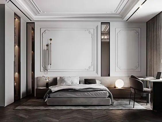 2021最新卧室设计|80款_58