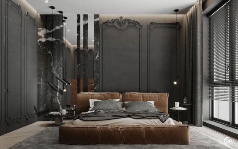 2021最新卧室设计|80款_57