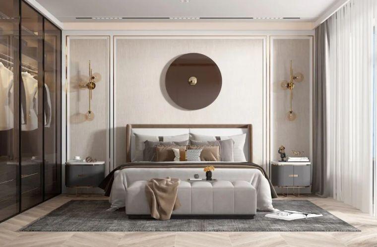 2021最新卧室设计|80款_59