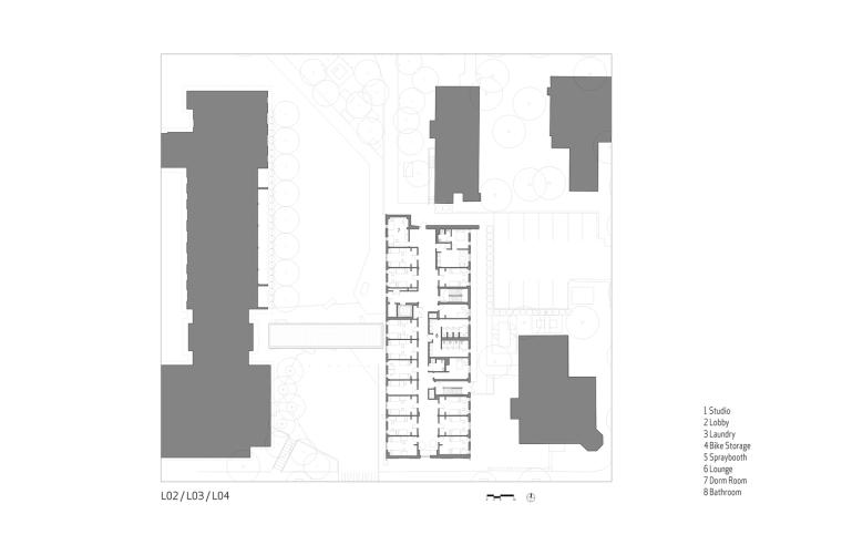 美国RISD海滩的新宿舍_18