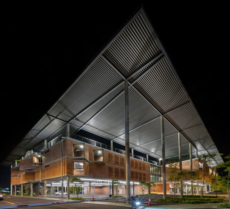 马来西亚Aemulus电子公司的制造和办公大楼_12