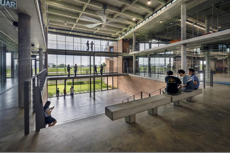 马来西亚Aemulus电子公司的制造和办公大楼_17