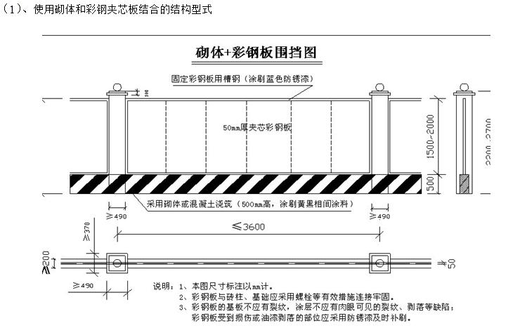 房建工程文明施工标准化图集_4