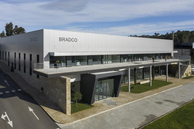 葡萄牙Bradco工业基地_3
