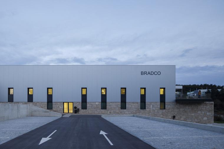 葡萄牙Bradco工业基地_42