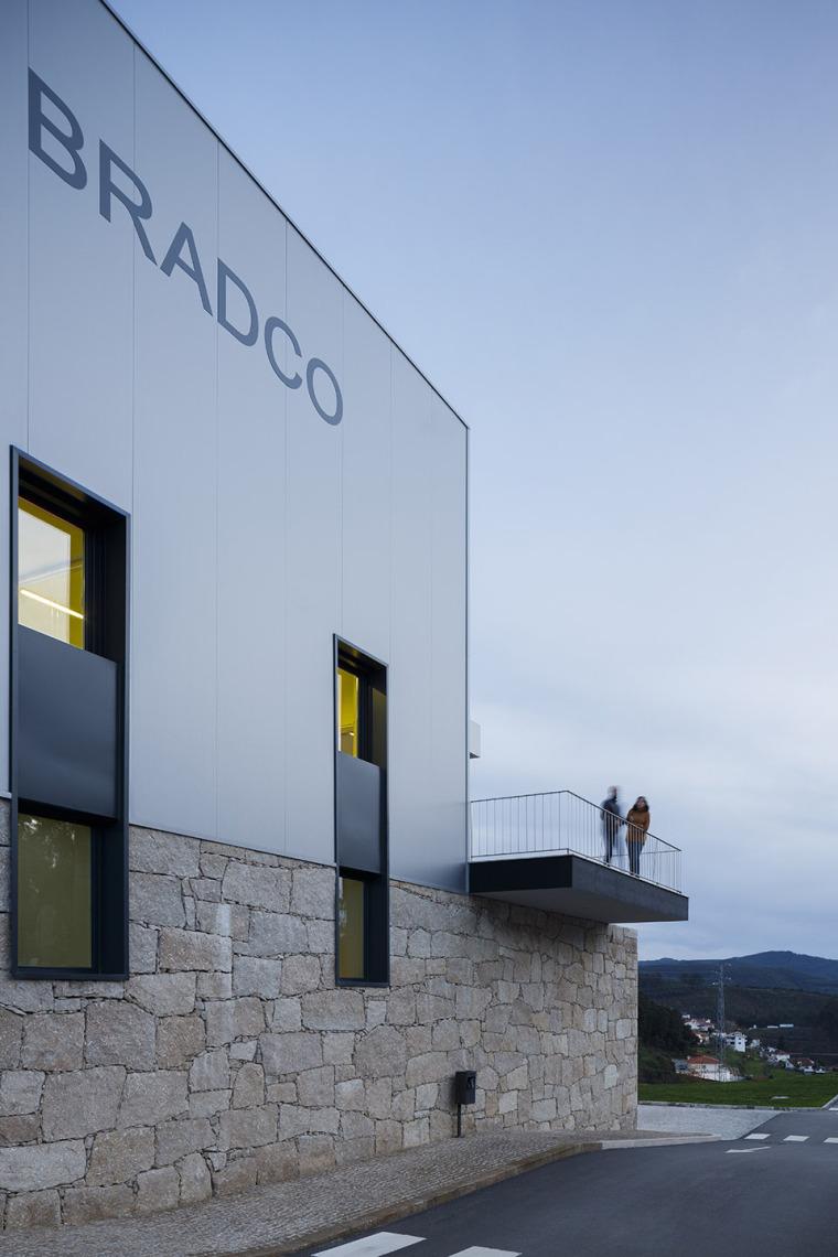 葡萄牙Bradco工业基地_38