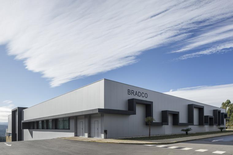 葡萄牙Bradco工业基地_5