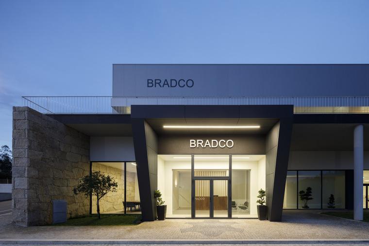 葡萄牙Bradco工业基地_35
