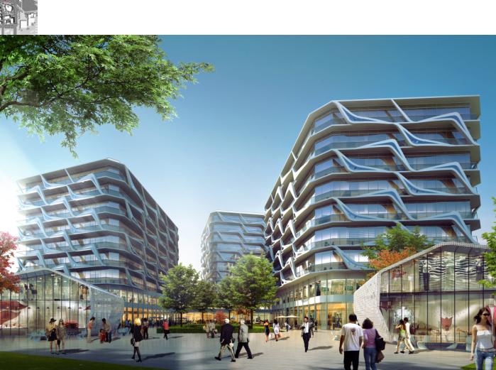 上海闵行智慧文化复合产业园建筑方案文本_4