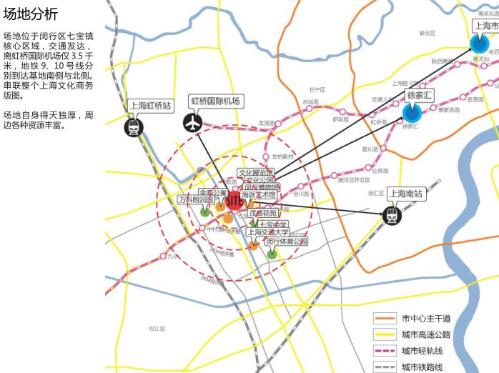 上海闵行智慧文化复合产业园建筑方案文本_5