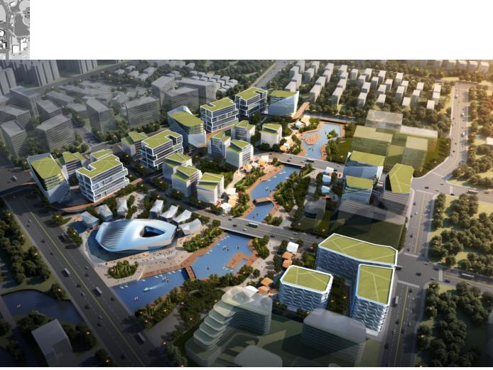 上海闵行智慧文化复合产业园建筑方案文本_2