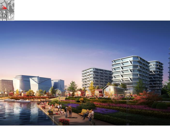 上海闵行智慧文化复合产业园建筑方案文本_3