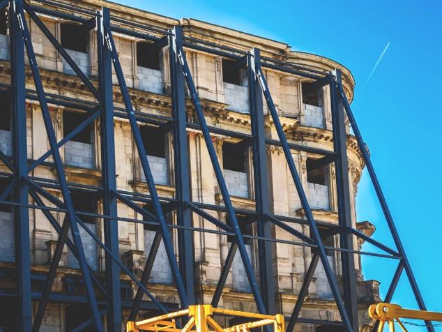 多层办公建筑模板施工方案_1