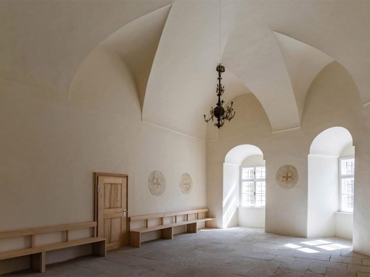 斯洛文尼亚格拉德城堡翻新_1