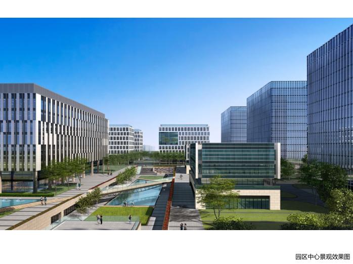 上海嘉定工业区高科技园区城市规划设计方案_4