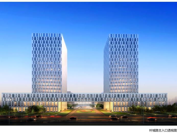上海嘉定工业区高科技园区城市规划设计方案_3