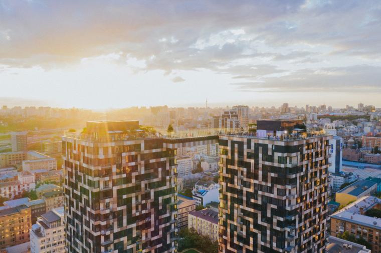 俄罗斯方块大厅公寓_12