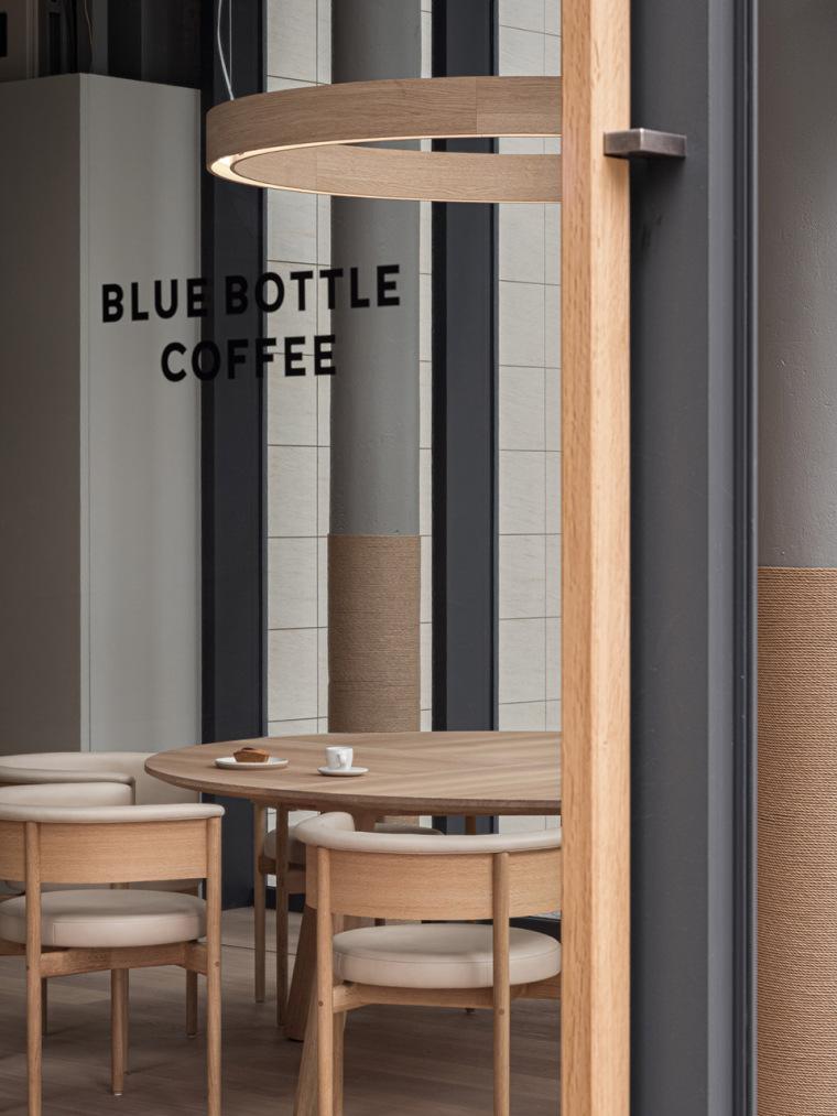 日本BlueBottle咖啡港未来店_6