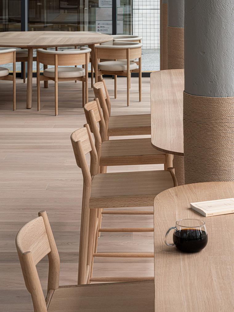 日本BlueBottle咖啡港未来店_10