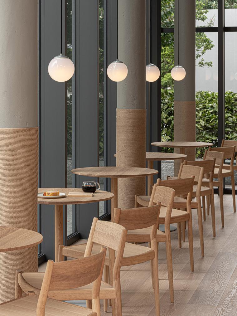 日本BlueBottle咖啡港未来店_14