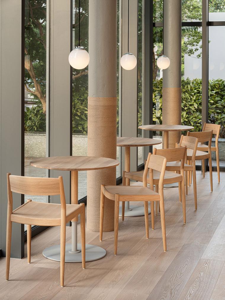 日本BlueBottle咖啡港未来店_15
