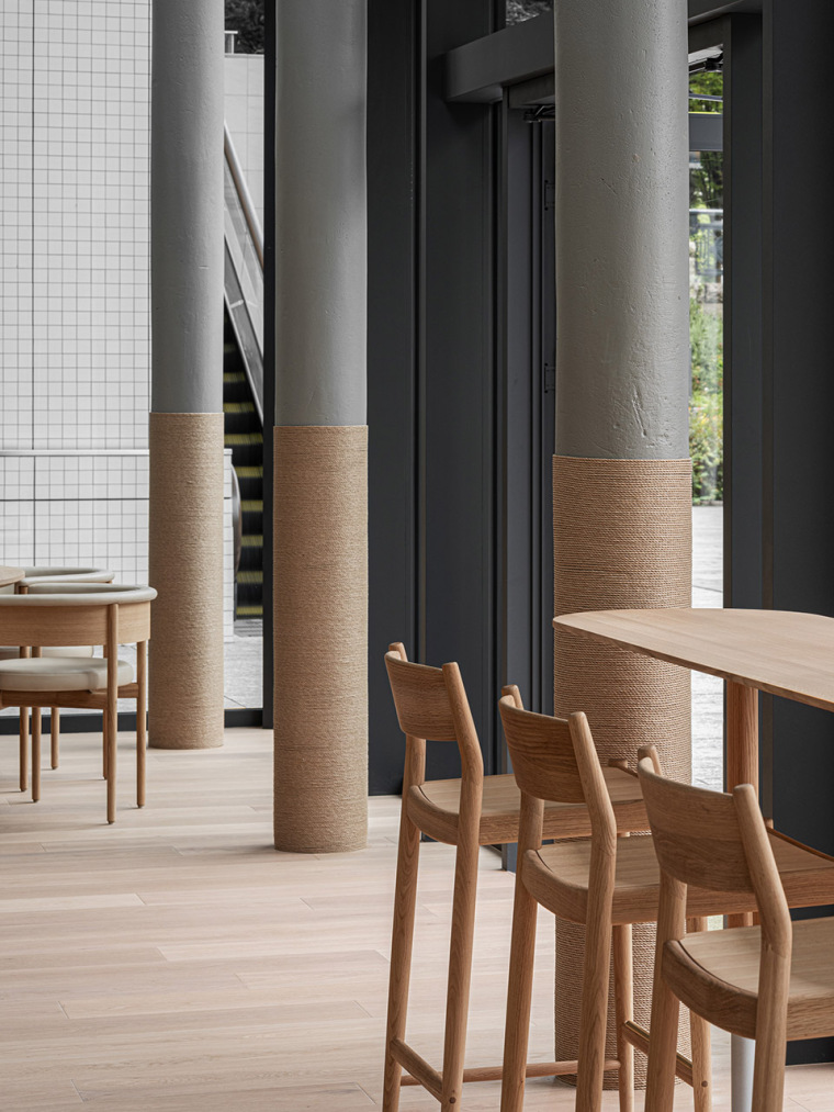 日本BlueBottle咖啡港未来店_11