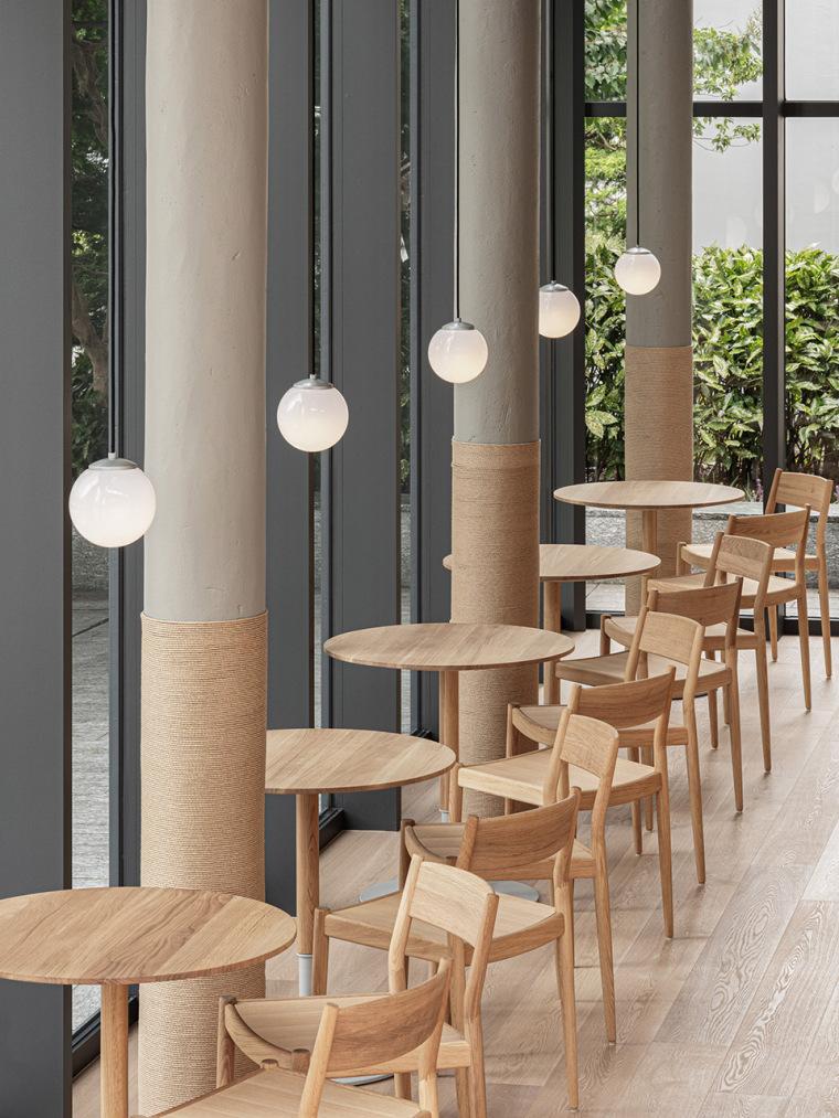 日本BlueBottle咖啡港未来店_12