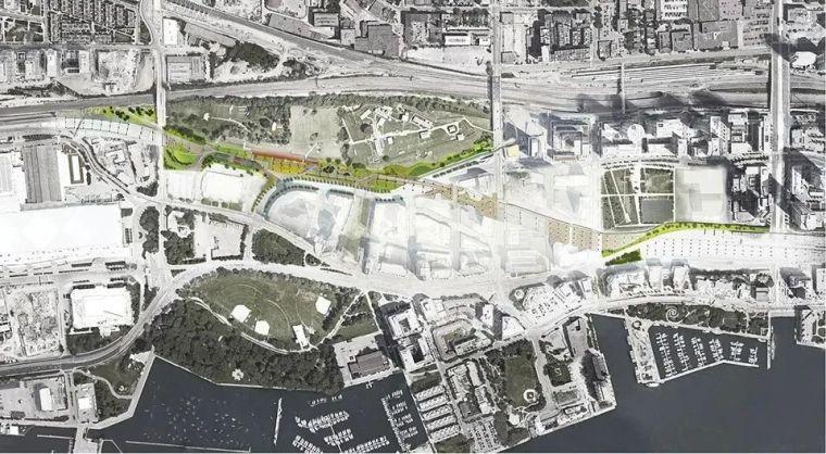 城市高架桥下,除了停车场还能干些什么_18