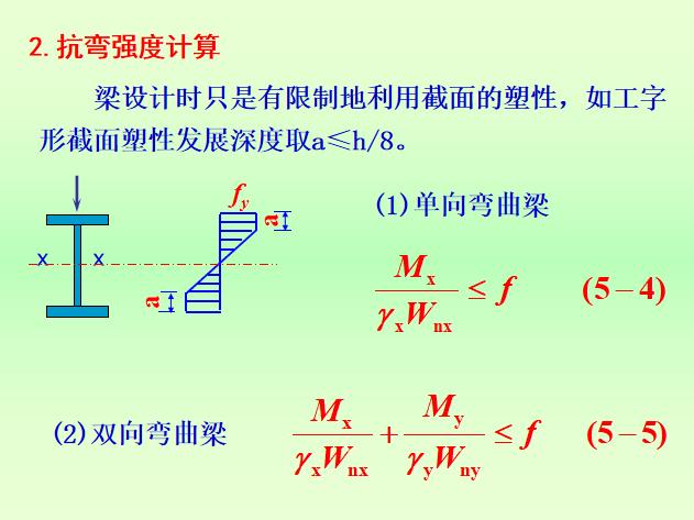受弯构件的设计计算PPT(106页)_6