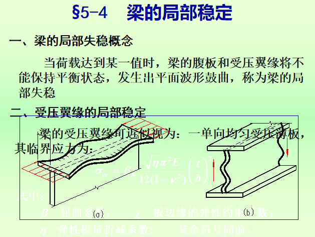 受弯构件的设计计算PPT(106页)_8