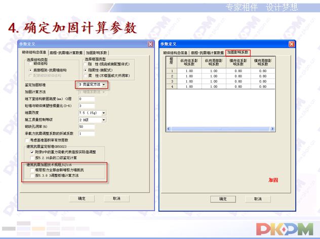 PKPM抗震鉴定及加固设计PPT(138页)_4