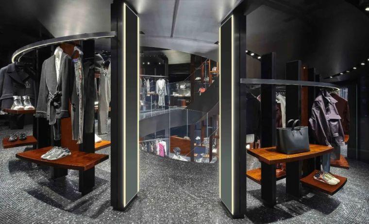 D&G首尔旗舰店,被包裹的'圆柱'_10