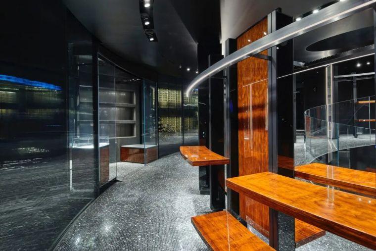 D&G首尔旗舰店,被包裹的'圆柱'_12