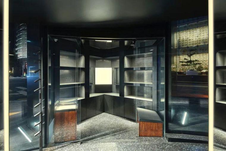 D&G首尔旗舰店,被包裹的'圆柱'_18