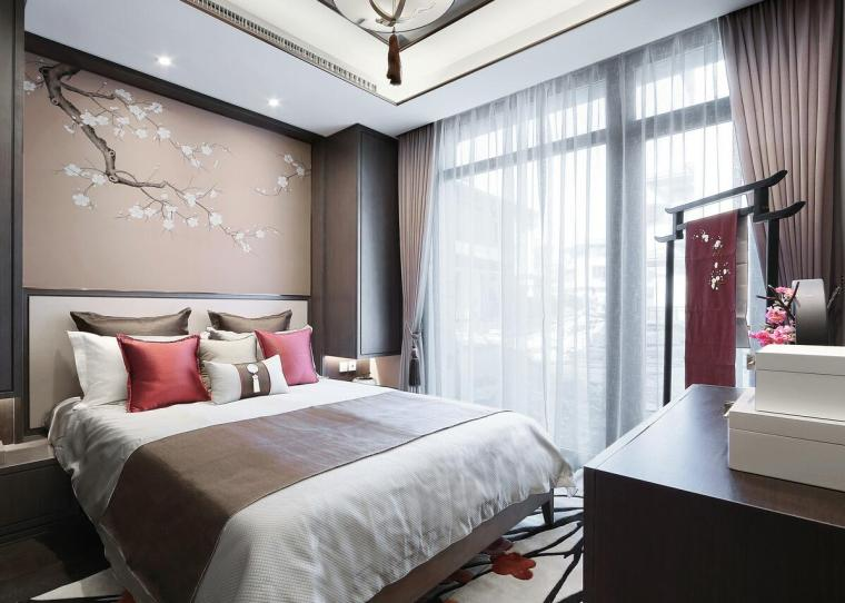 [北京]燕西华府中式合院别墅3D模型+效果图_6
