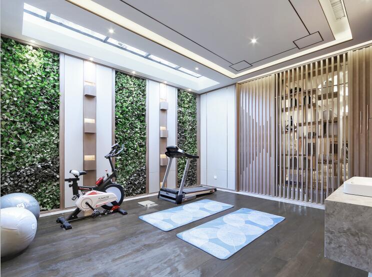 [北京]燕西华府中式合院别墅3D模型+效果图_7