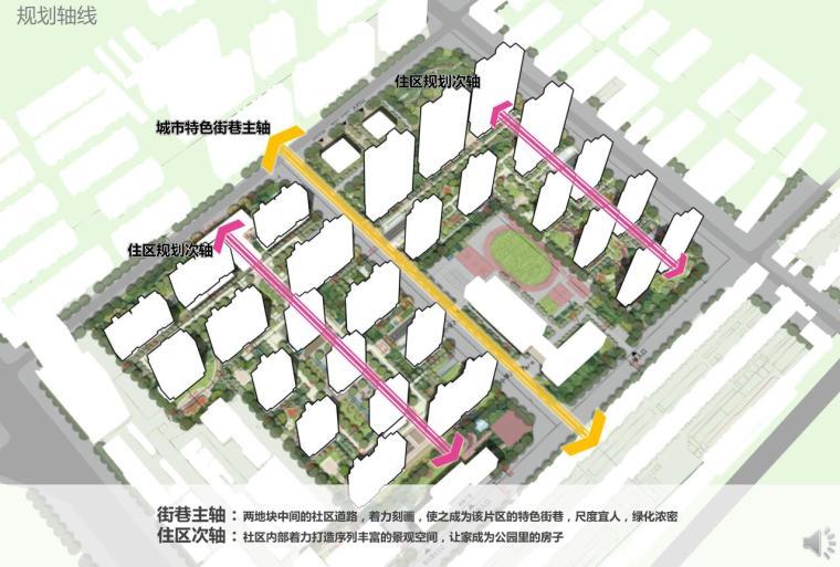 湖北石家庄现代典雅风+都市化住宅建筑方案_6