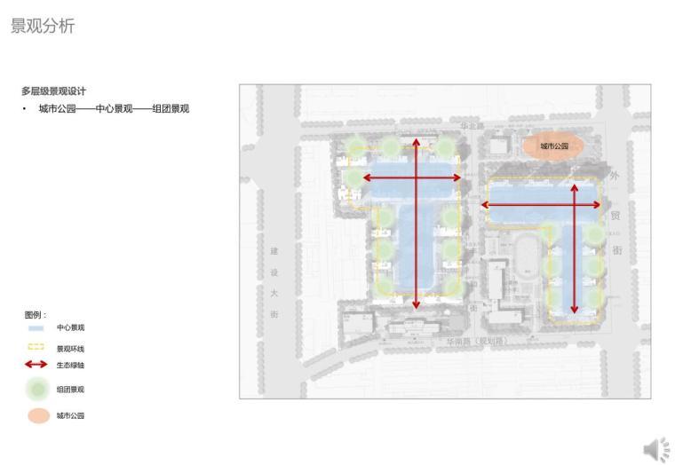 湖北石家庄现代典雅风+都市化住宅建筑方案_8