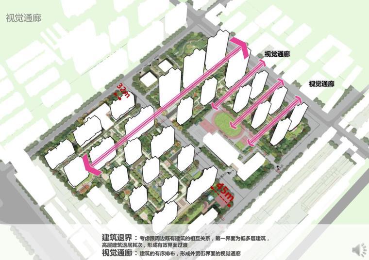 湖北石家庄现代典雅风+都市化住宅建筑方案_12