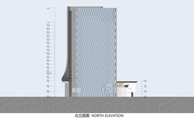 上海现代流线公园住宅+商业综合体建筑方案_5