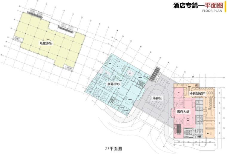 上海现代流线公园住宅+商业综合体建筑方案_7